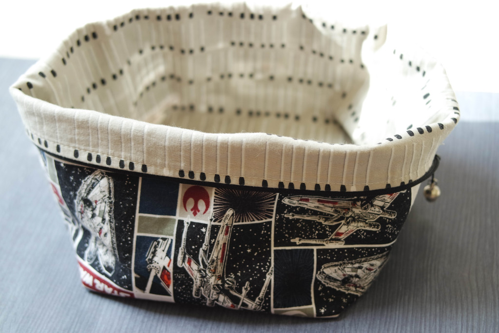 The Knotty Acorn Project Bag
